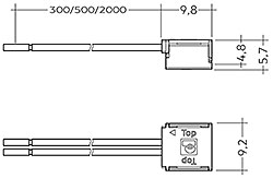 ACL connector Wire-PCB