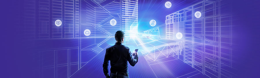 Controls and Connectivity – Create intelligent buildings with integrated systems.