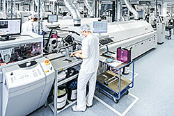 State-of-the-art and patented production processes