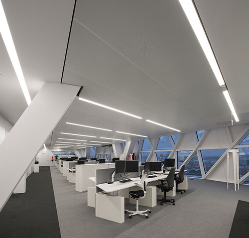 Tridonic havenhuis antwerp flexible led technology for tailor made strip lights mozeypictures Image collections