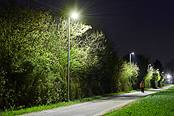 Smart and adaptive lighting for Darmstadt
